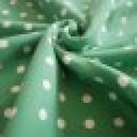 Polka Dot Green