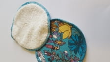 Cotton Flannel Wash Cloths (Pack of 2)