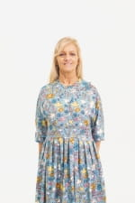 The Organic Rachel Dress